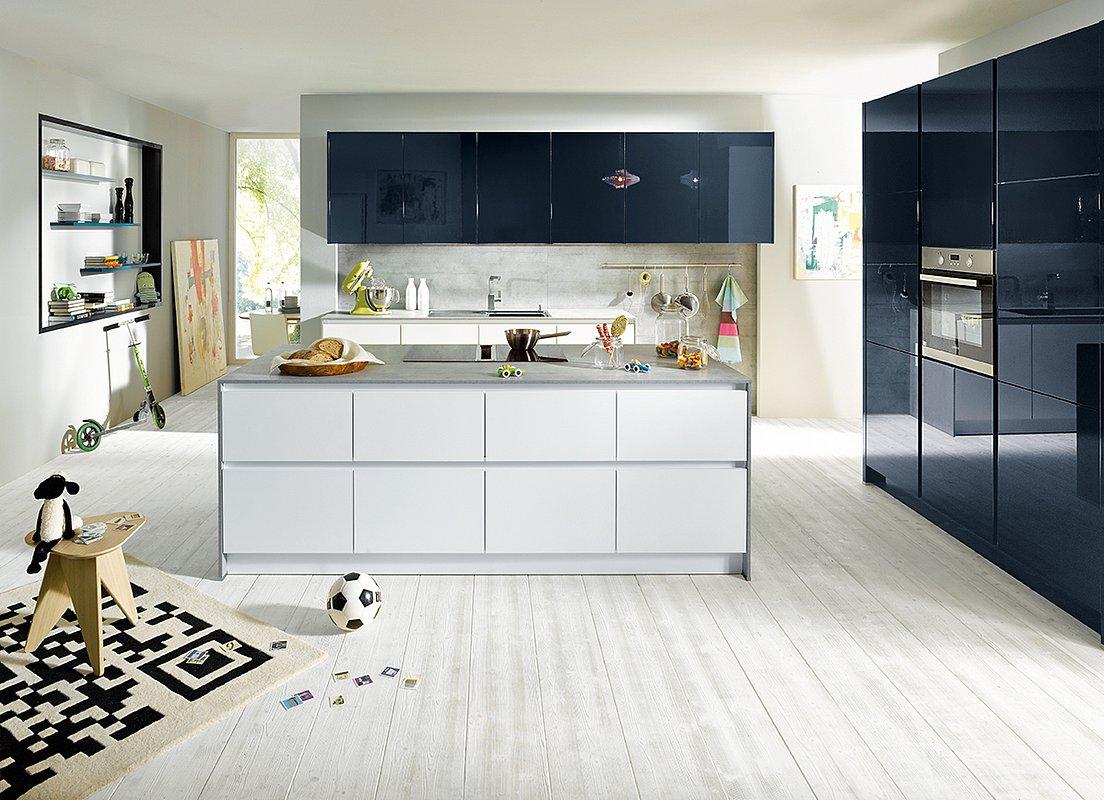 k chengalerie m bel b cker. Black Bedroom Furniture Sets. Home Design Ideas